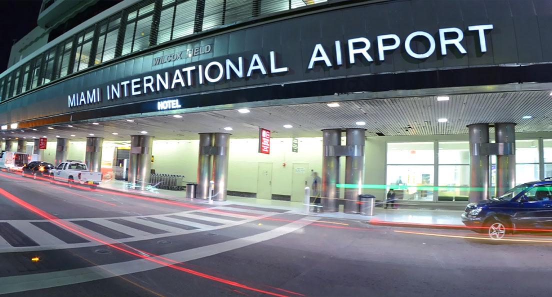miami international airport exotic car rental